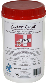 SHB Swiss Water Clear Granulat AKTIONSPREIS