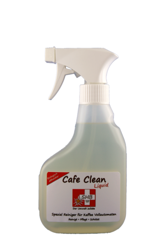 SHB Swiss Cafe Clean Liquid 330 ml